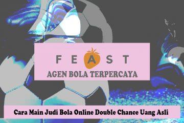 Judi Bola Online Double Chance Uang Asli - Agen Bola Terpercaya